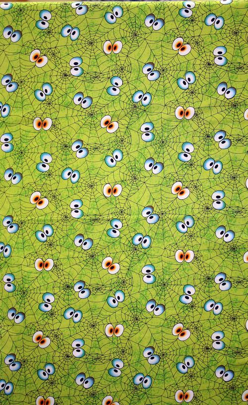 Eyeball Fabric