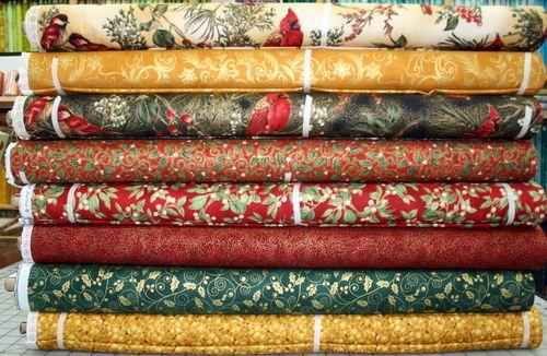 Christmas Fabric 2
