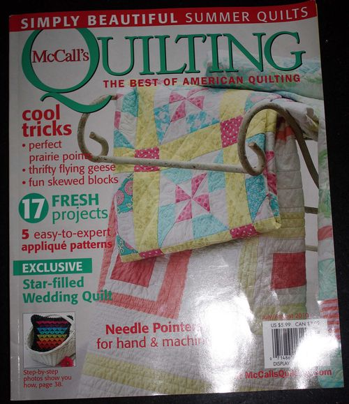McCalls Mag Cover